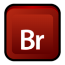 128x128px size png icon of Adobe Bridge CS 3