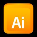 128x128px size png icon of Adobe Illustrator CS 3
