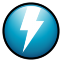 128x128px size png icon of Daemon Tools