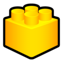 128x128px size png icon of Lego Designer
