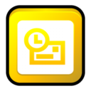 128x128px size png icon of MS Office 2003 Outlook