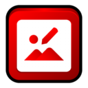 128x128px size png icon of MS Office 2003 Picture Manager
