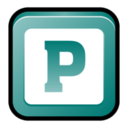 128x128px size png icon of MS Office 2003 Publisher
