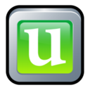 128x128px size png icon of UTorrent 1