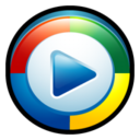 128x128px size png icon of Windows Media Player