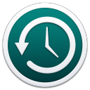 128x128px size png icon of Apple Timemachine Border