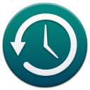 128x128px size png icon of Apple Timemachine