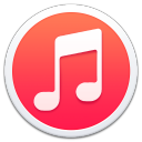 128x128px size png icon of Apple iTunes Border