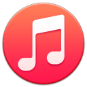 128x128px size png icon of Apple iTunes