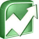 128x128px size png icon of Frontpage