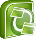 128x128px size png icon of Groove