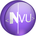 128x128px size png icon of Nvu