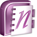 128x128px size png icon of OneNote