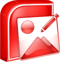 128x128px size png icon of Picture Manager