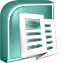 128x128px size png icon of Publisher