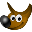 128x128px size png icon of The Gimp