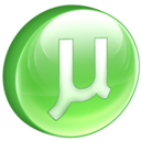 128x128px size png icon of uTorrent