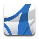 128x128px size png icon of Adobe Acrobat Standard