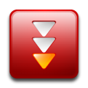 128x128px size png icon of Flashget