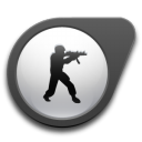 128x128px size png icon of Half Life Counter Strike