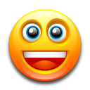 128x128px size png icon of Yahoo Messenger