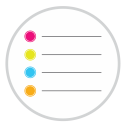 128x128px size png icon of Reminders