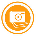 128x128px size png icon of Image Capture
