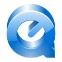 128x128px size png icon of Thick QuickTime 1