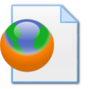 Firefox file Icon