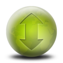 128x128px size png icon of Torrent Applikation