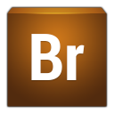 128x128px size png icon of Br
