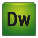 128x128px size png icon of Dw