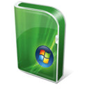 Box vista home premium Icon