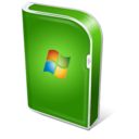 128x128px size png icon of Box winxp family