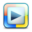 128x128px size png icon of mediaplayer