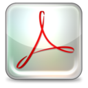 128x128px size png icon of acrobatpro