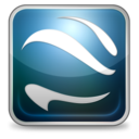 128x128px size png icon of googleearth