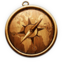128x128px size png icon of Wooden Safari