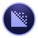 128x128px size png icon of Adobe Media Encoder