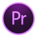 128x128px size png icon of Adobe Premiere
