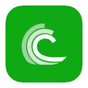 128x128px size png icon of MetroUI Apps BitTorrent