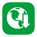 128x128px size png icon of MetroUI Apps Download Manager