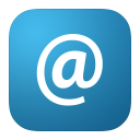 128x128px size png icon of MetroUI Apps Email