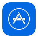 128x128px size png icon of MetroUI Apps Mac App Store