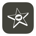 128x128px size png icon of MetroUI Apps Mac iMovie