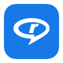 128x128px size png icon of MetroUI Apps RealPlayer