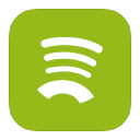 MetroUI Apps Spotify Icon