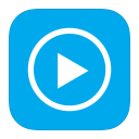 128x128px size png icon of MetroUI Apps Windows MediaPlayer Alt