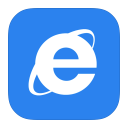 MetroUI Browser Internet Explorer Icon