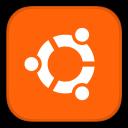 128x128px size png icon of MetroUI Folder OS Ubuntu